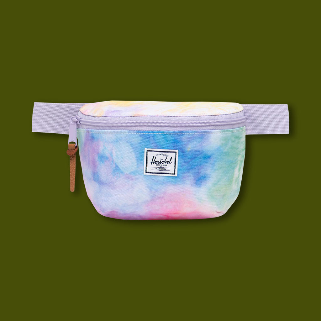 Fourteen Hip Pack - Pastel Tie Dye