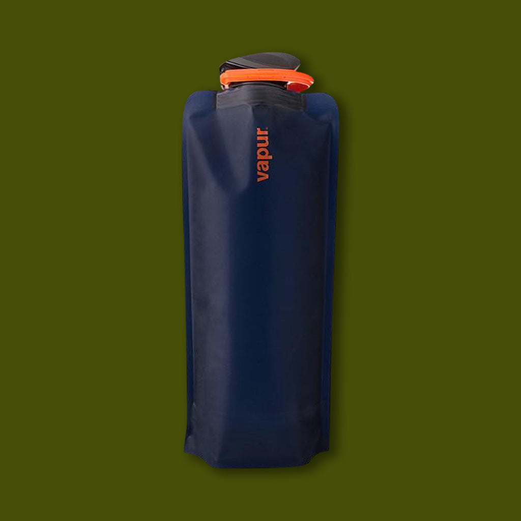 Vapur Foldable Bottle 0.7L - Blue