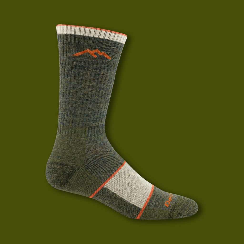 Hike / Trek Boot Socks - Olive