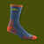 Hiker Micro Crew Socks - Denim