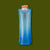 Foldable Water Bottle 1.5L - Blue