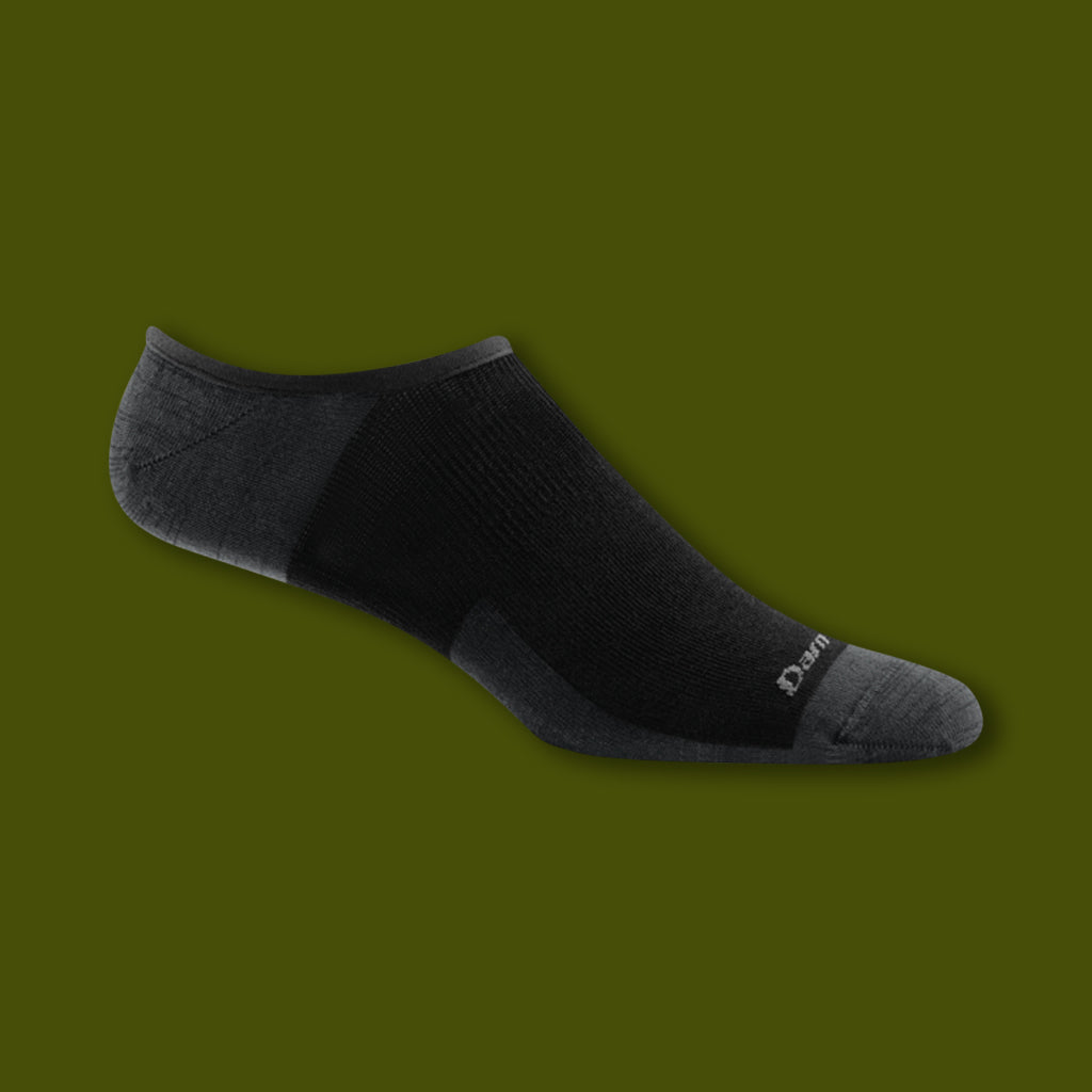 No-Show Socks - Black