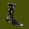 ABC Boot Sock - Black