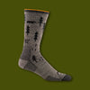 ABC Boot Sock - Taupe