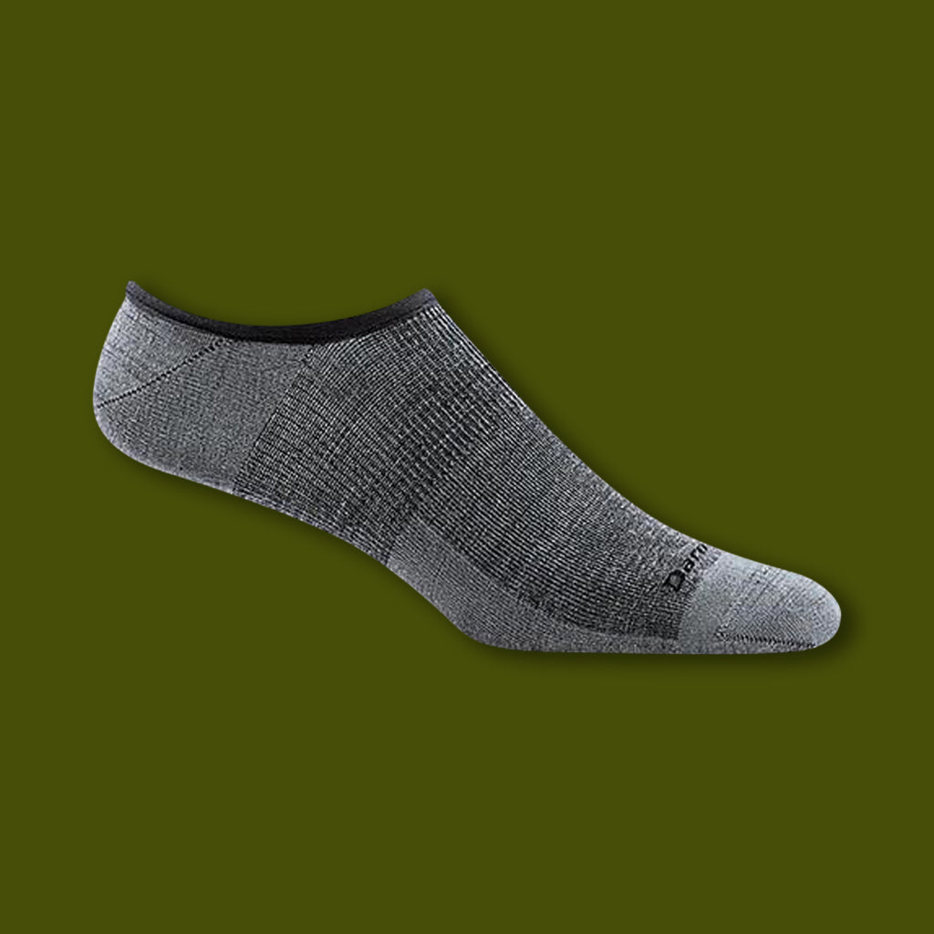 No-Show Socks - Gray