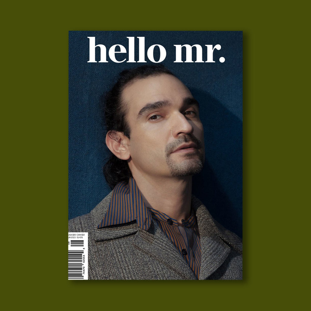 Hello Mr Issue 8