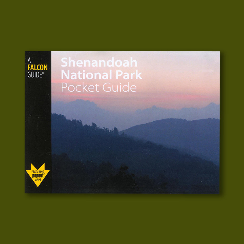 Shenandoah National Park Pocket Guide