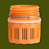 Grayl Water Purification Replacement Cartridge - Orange