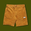 Big Bear Cord Walkshorts - Camel