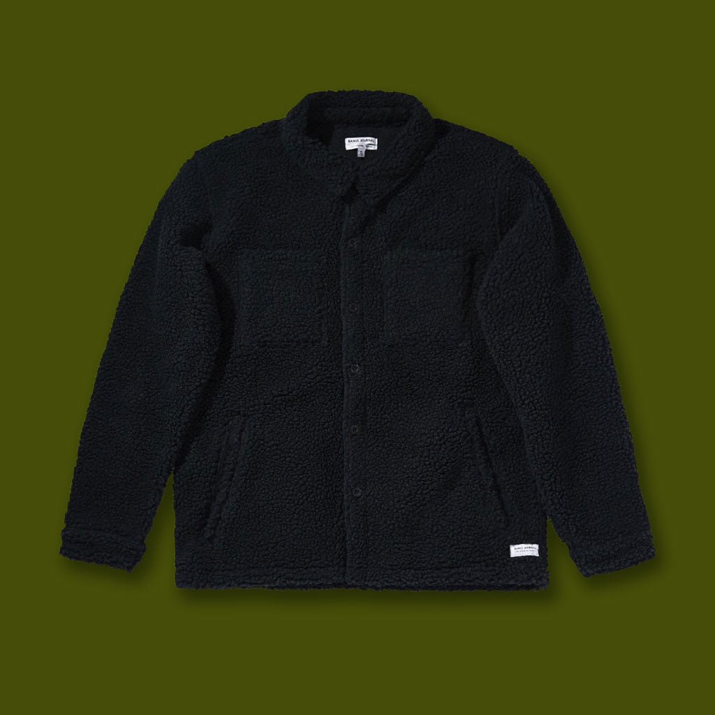 Installation Fleece - Black