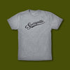 Sperryville Script Tee - Heather Grey