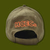 HCECo Squirrel Outlines Cap - Olive