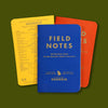 Field Notes County Fair Three Pack - Virginia