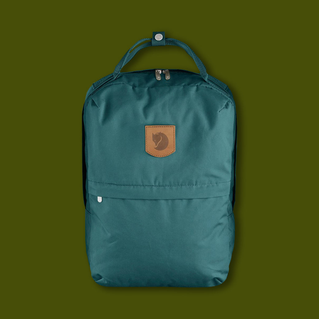 Greenland Zip Large Bag - Frost Green