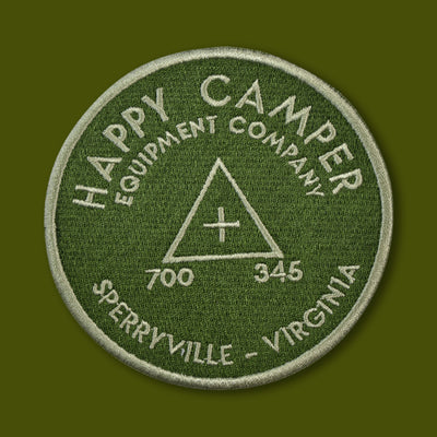 Official HCECo Logo Patch