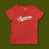 Women's Sperryville VA Tee - Red