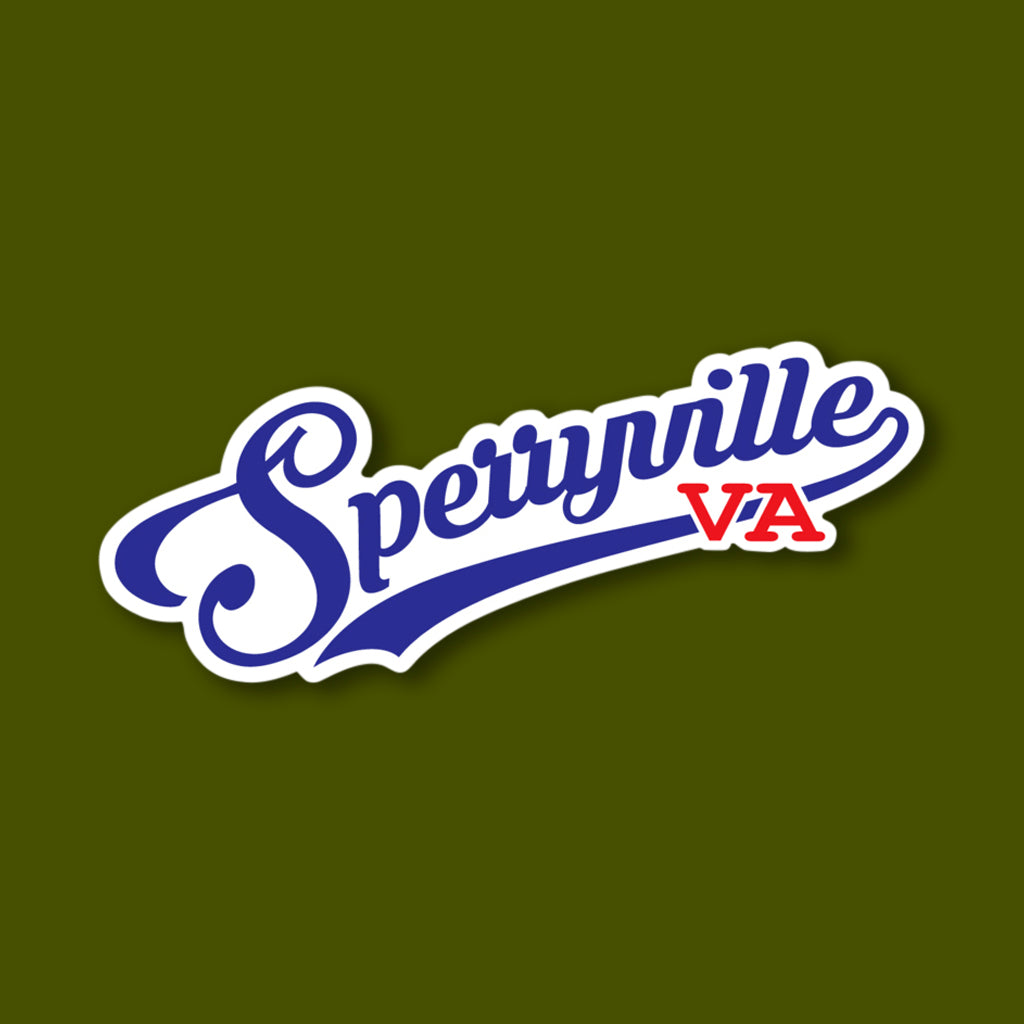 Sperryville VA Sticker