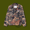 Voyage Coach Jacket - Woodland Camo