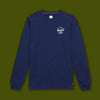 Long Sleeve Tee - Navy Blue