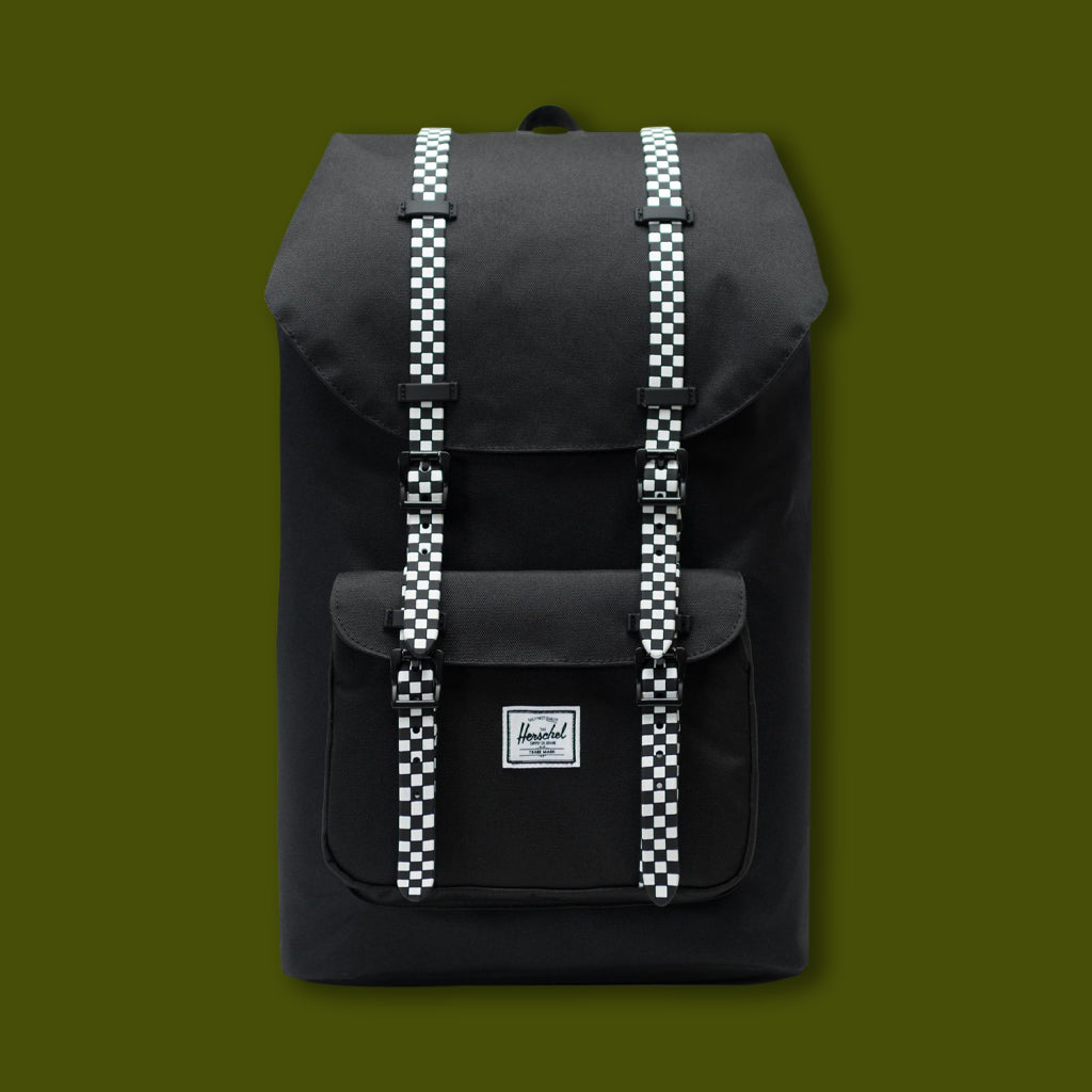 Little America Pack - Black Checkerboard
