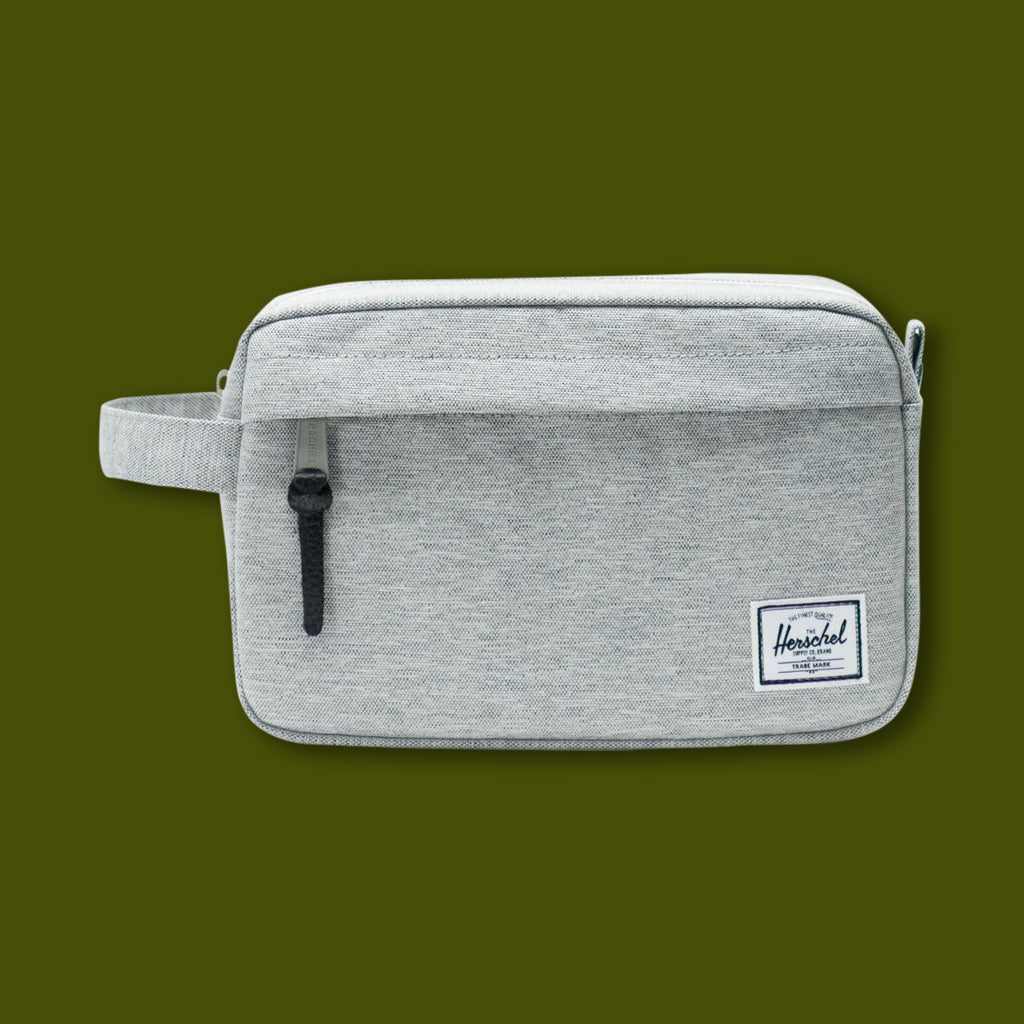 Chapter Travel Kit - Grey Crosshatch