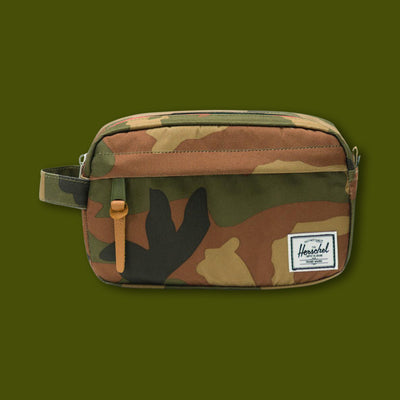 Chapter Travel Kit Carry-On - Woodland Camo
