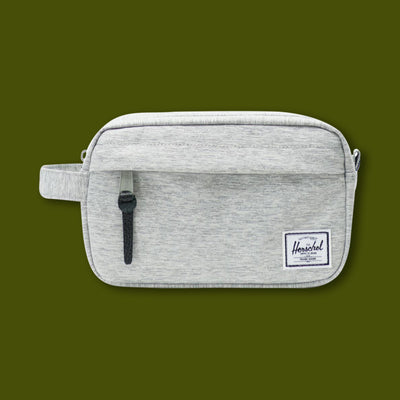 Chapter Travel Kit Carry-On - Grey Crosshatch