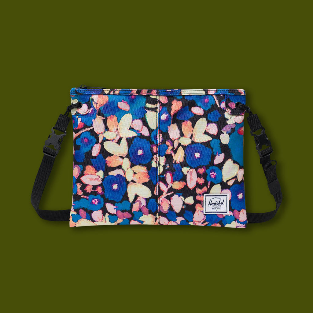 Alder Crossbody - Painted Floral