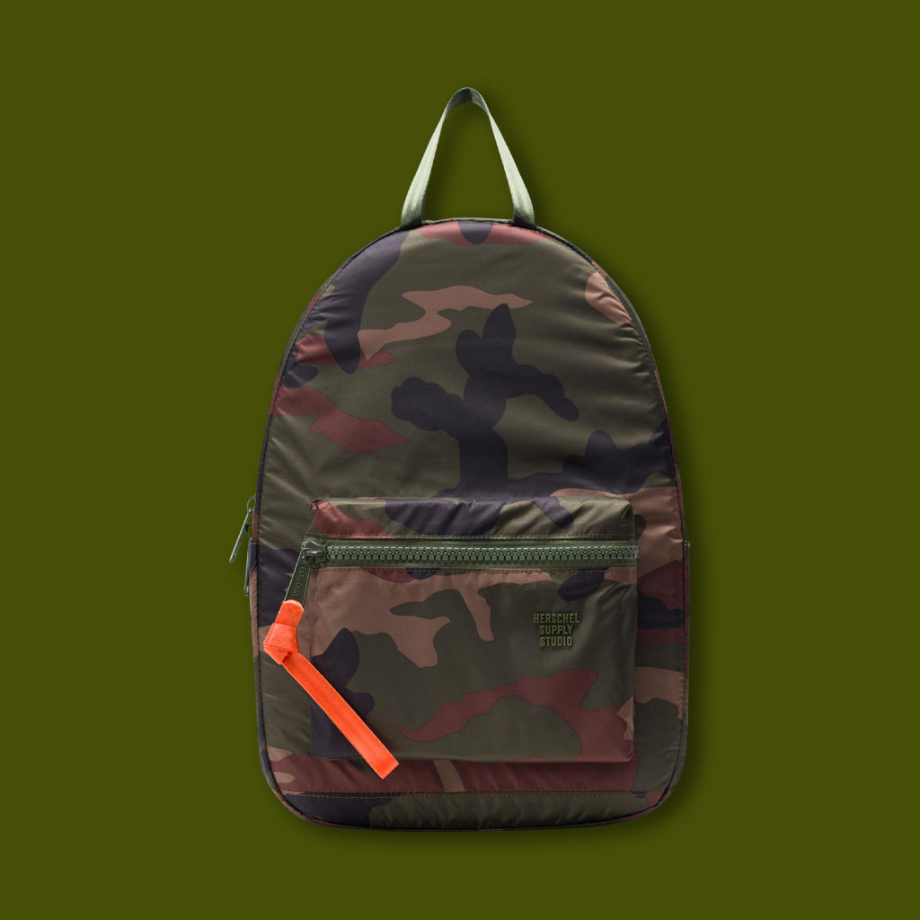 HS6 Backpack - Studio | Woodland Camo