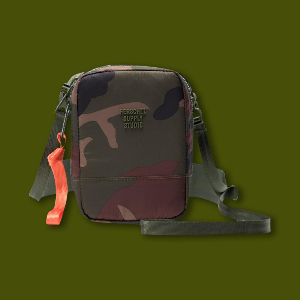 HS8 Crossbody Bag - Studio | Woodland Camo