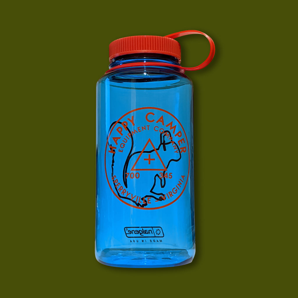 Official Water Bottle - Blue & Red