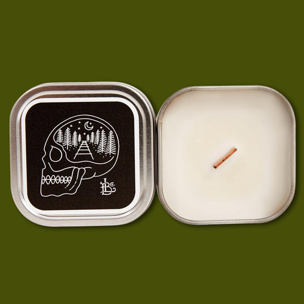 Goin' Home Travel Candle