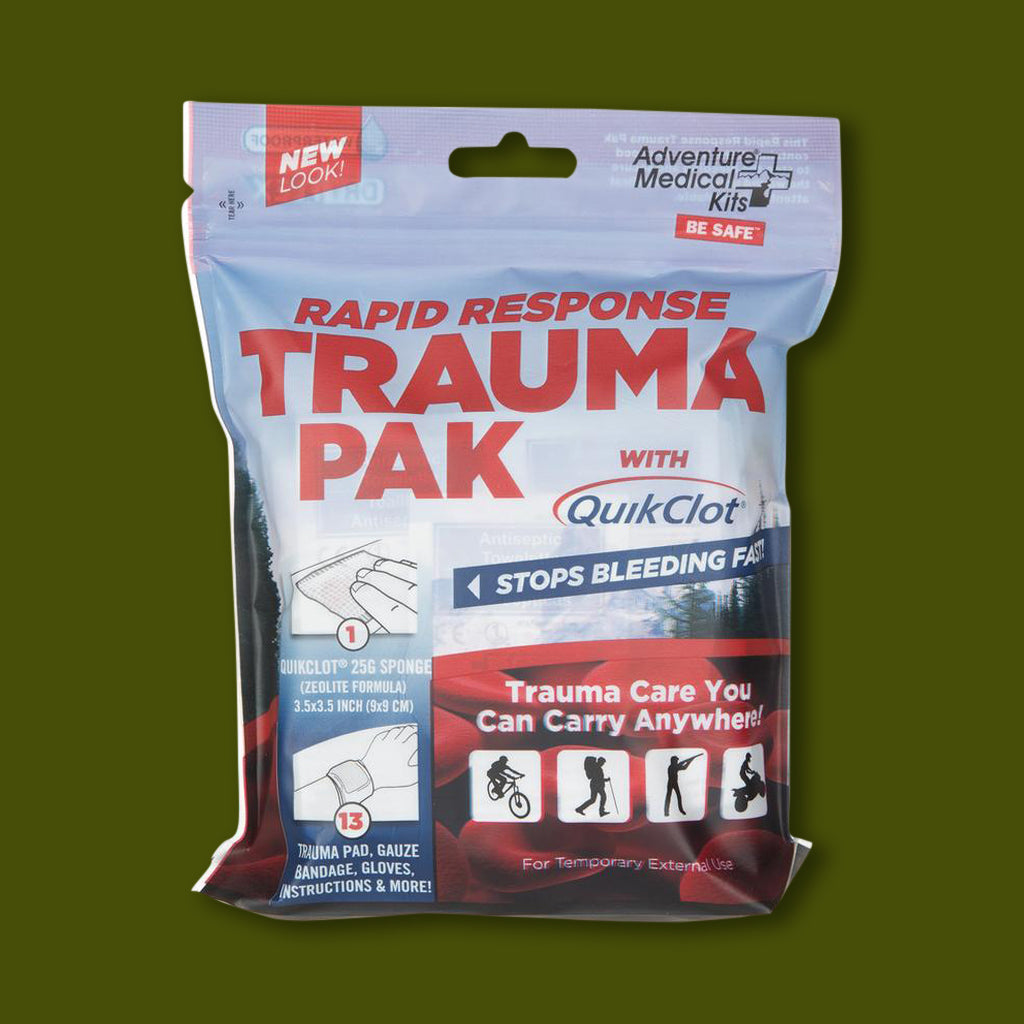 Rapid Response Trauma Kit