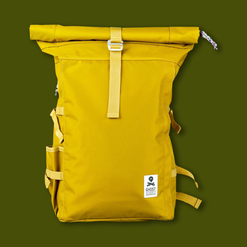 The Ultimate Rucksack - Ochre