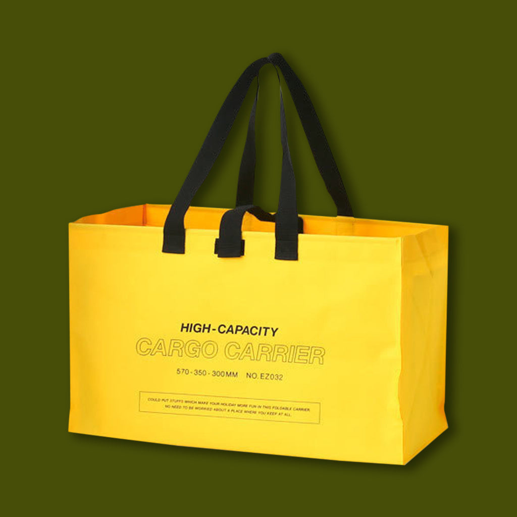Large Cargo Carrier - Yellow