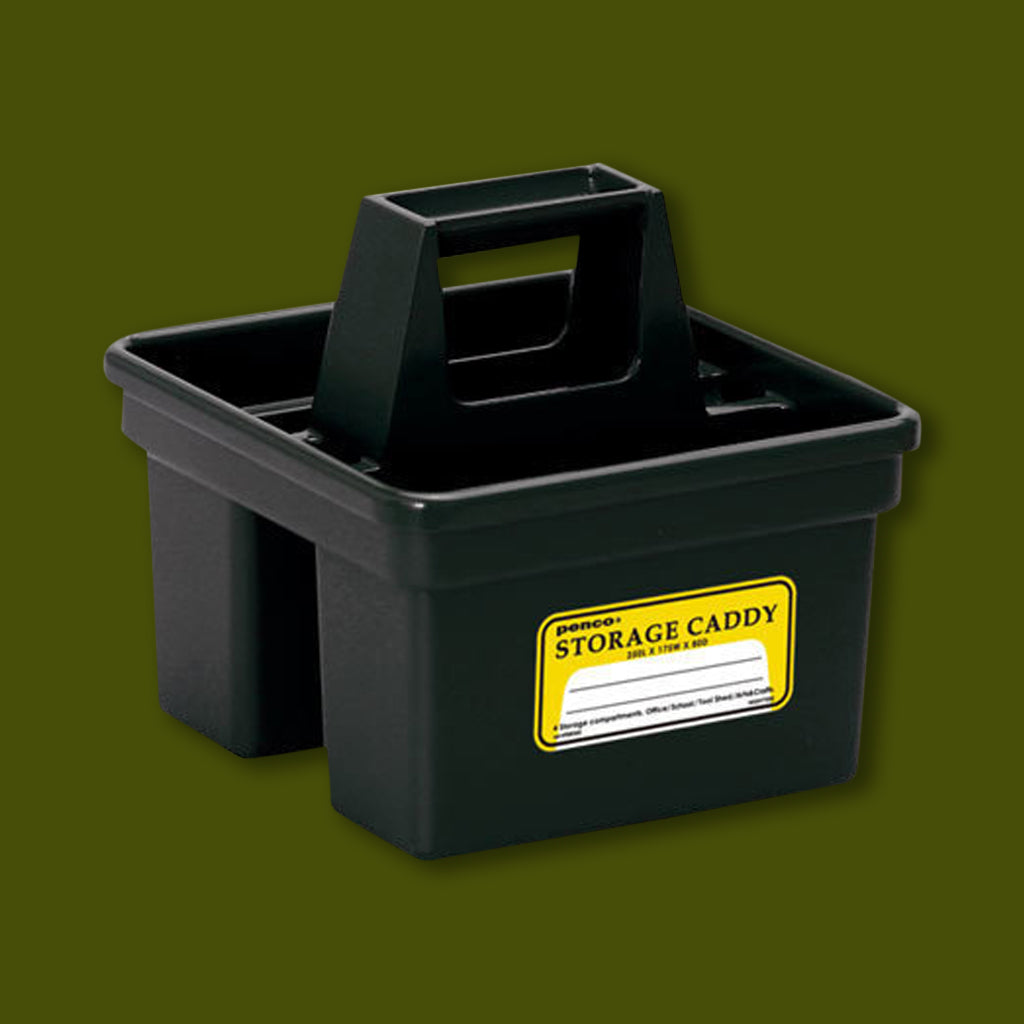 Storage Caddy Small - Black