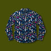 Hoeckel Print Long Sleeve Button Down
