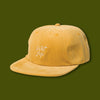 Beach cord Polo Hat - Gold