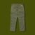 Martial Pants - Loden