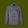Wool CPO Shirt - Grey