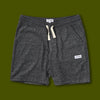 Big Bear Fleece Walkshorts - Charcoal