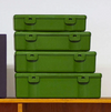 Nesting Storage Containers - Several Colors