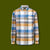 Eco Rich Timberline Plaid Shirt - Mountain Blue