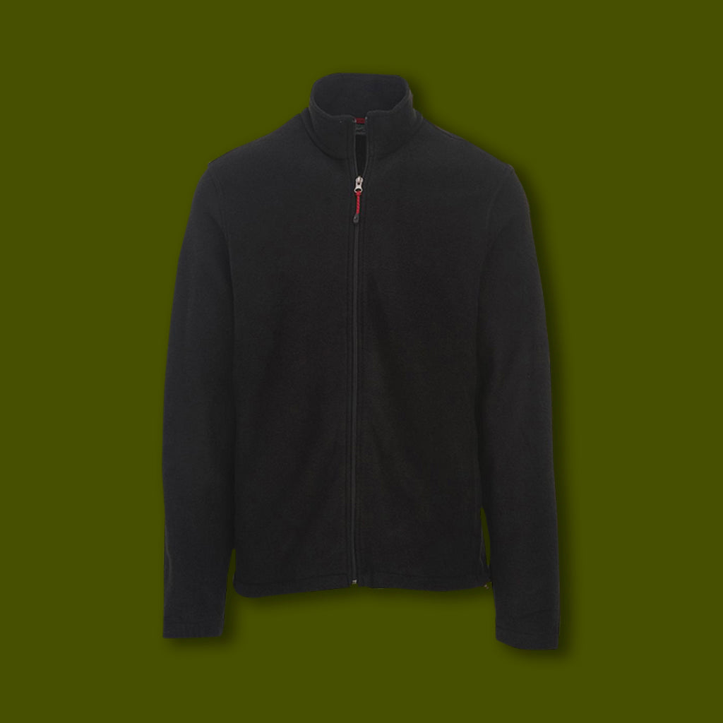 Andes II Fleece Jacket - Black