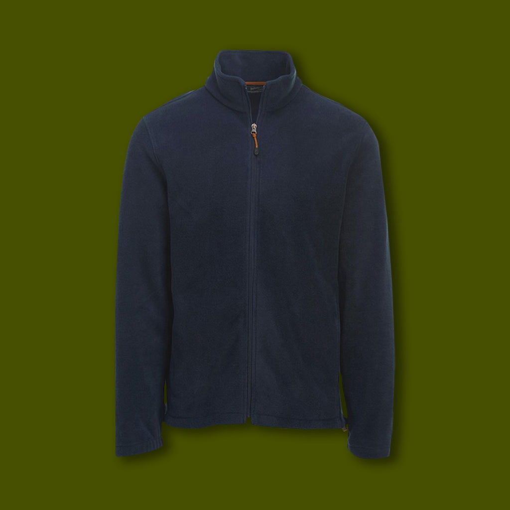 Andes II Fleece Jacket - Deep Indigo