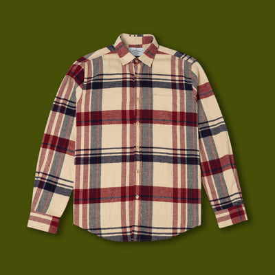 Coachella Flannel Shirt