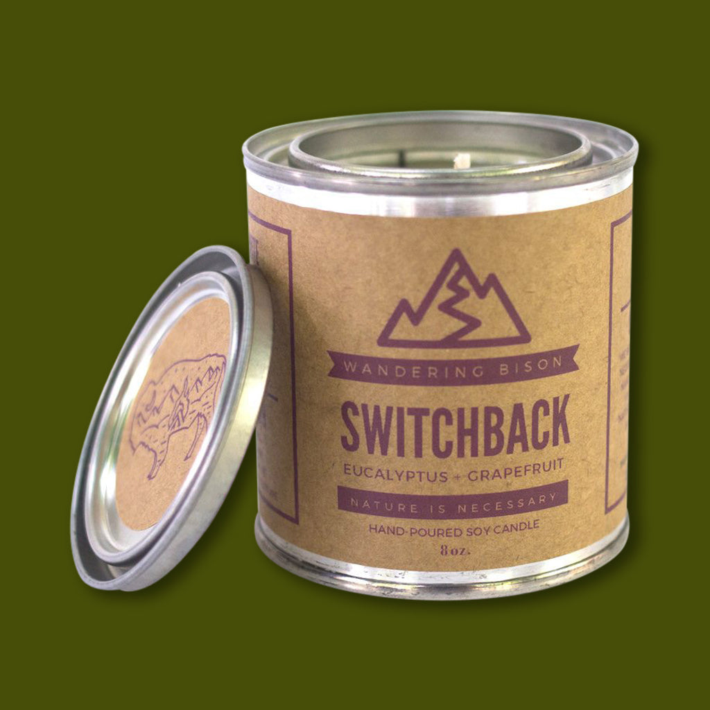Switchback Candle