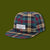 Flannel Unstructured Snapback Hat