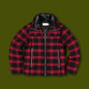 Crosby Puffer Jacket - Buffalo Plaid