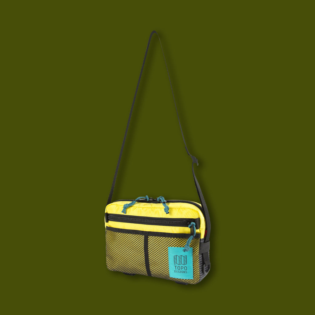 Block Bag - Yellow
